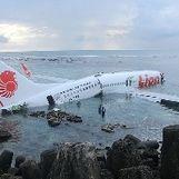 سقوط وحستناک هواپیمای مسافربری در اندونزی + جزئیات