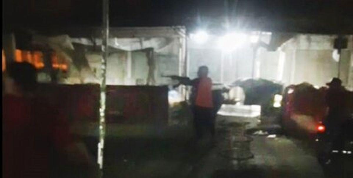 اغتشاش در ایذه + آمار کشته شدگان و زخمی شدگان