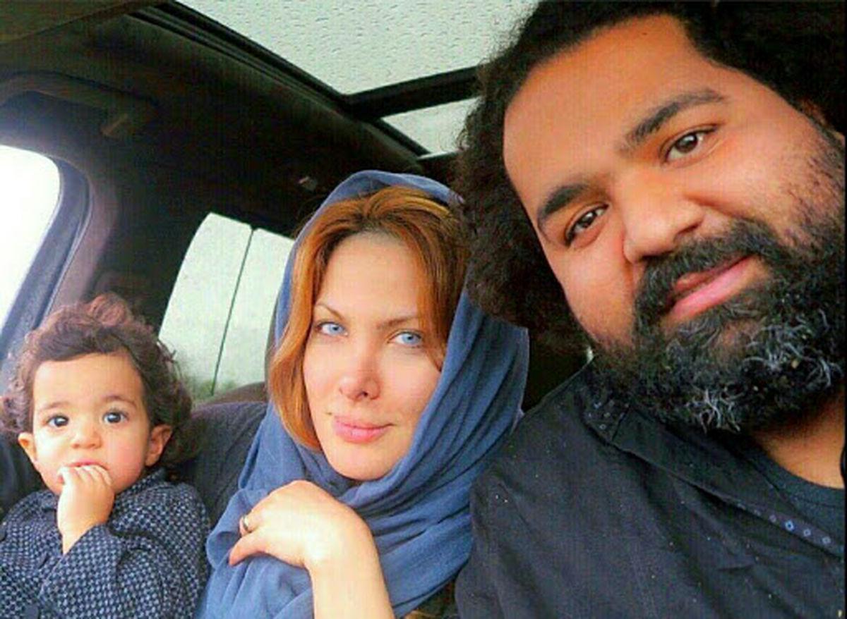 خانه لاکچری و گرانقیمت رضا صادقی لو رفت + عکس