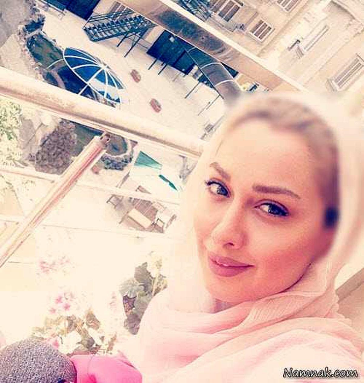 صدف طاهریان بازیگر و مدل جنجال ساز ایرانی ازدواج کرد + عکس همسرش