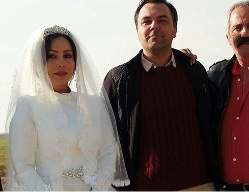 عکس های لو رفته از مراسم ازدواج و همسر پرستو صالحی +تصاویر و بیوگرافی