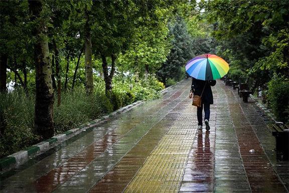 تهران تا دوشنبه بارش ندارد