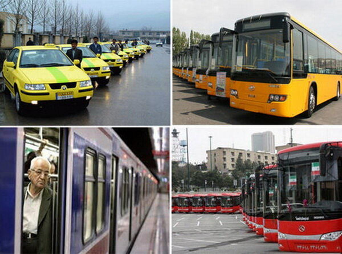 افزایش کرایه ناوگان حمل و نقل عمومی در سال ۱۴۰۰ قطعی است؟