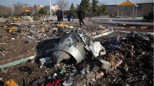مقصران سقوط هواپیمای اوکراینی استعفا دهند و مجازات شوند