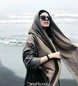 ماهور الوند | عکس لورفته از لباس باز ماهور الوند لب ساحل +  بیوگرافی