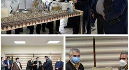 ۱۶ طرح توسعهای در پگاه اصفهان افتتاح شد