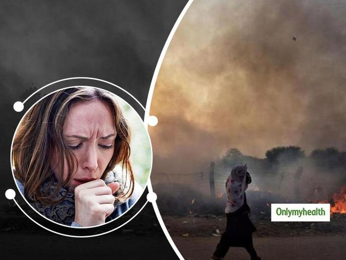 آلودگی هوا روی کدام قسمت از بدن شما تاثیر می گذارد