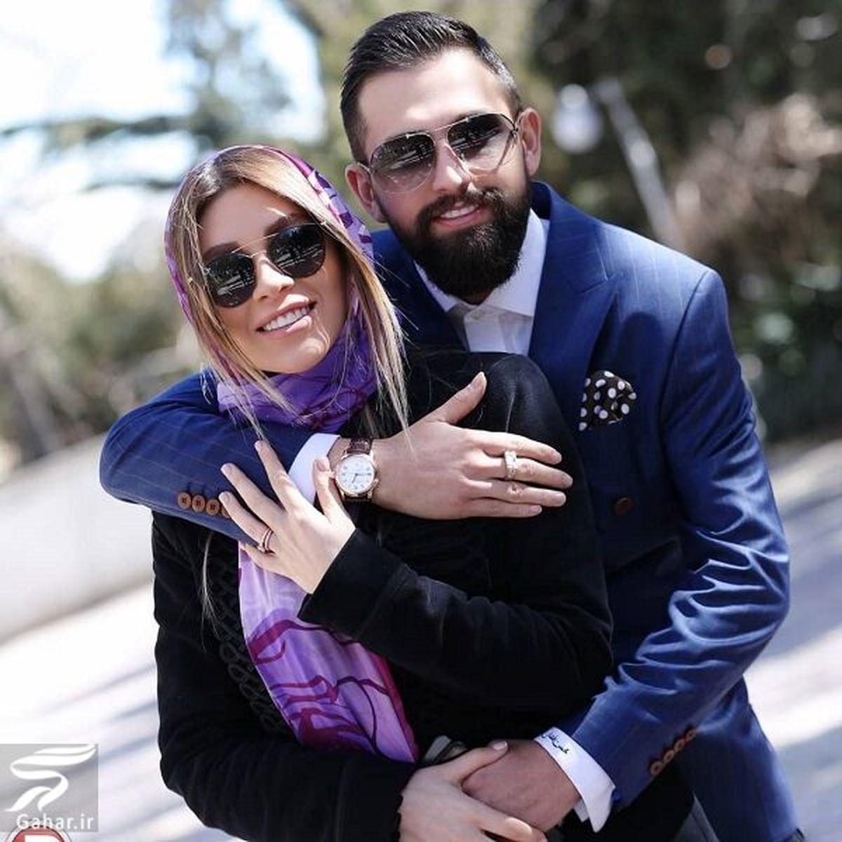 محسن افشانی|دعوای محسن افشانی و همسرش به جای باریک کشیده شد/بازیگر پرحاشیه سویل را به جنگ طلبید+عکس