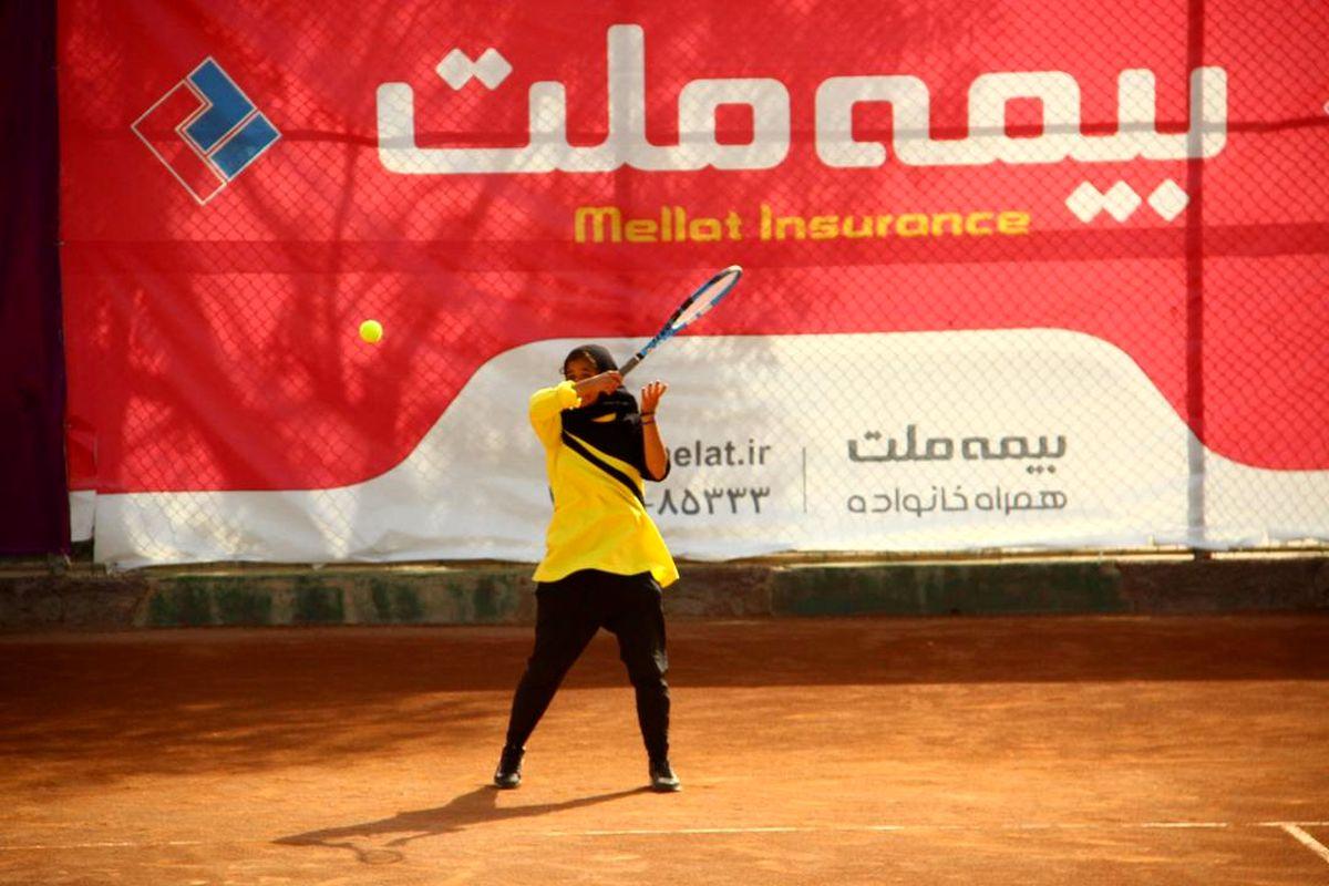 بیمه ملت، بیمهگر مسابقات بینالمللی تنیس