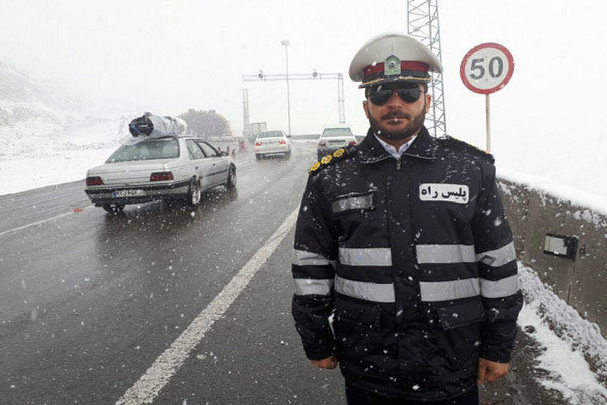 لغزندگی محورهای شرق تهران