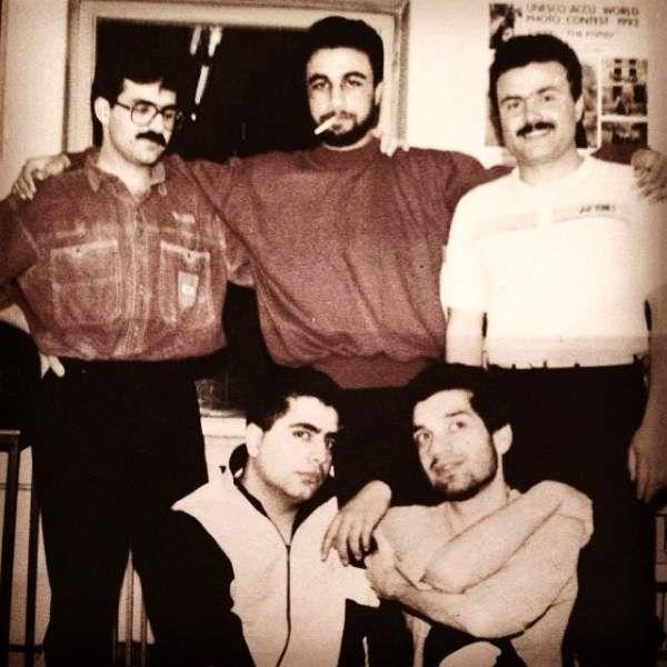 عکس قدیمی رضا عطاران