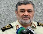فرمانده ناجا: توطئه دشمن در اغتشاشات اخیر خنثی شد