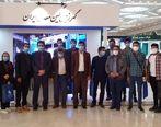 بازدید اهالی رسانه سیرجان از غرفه شرکت گهرزمین در نمایشگاه بینالمللی ماینکس