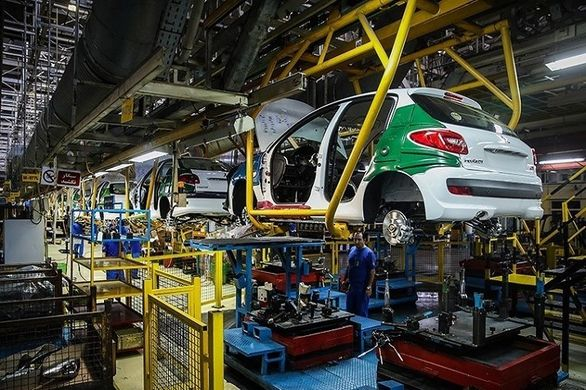 تیراژ تولید ایران خودرو در آذرماه دوبرابر شد