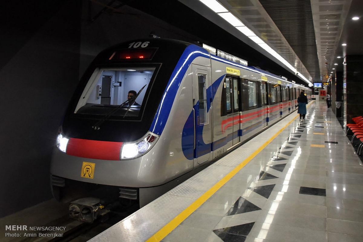متروی تهران تعطیل نمیشود