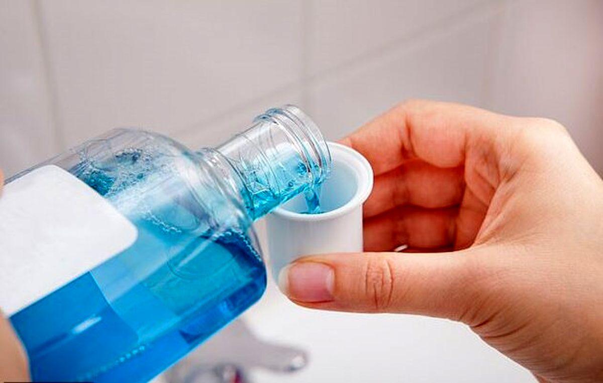 """تاثیر احتمالی استفاده از دهانشویه در جلوگیری از """"کووید-۱۹"""""""