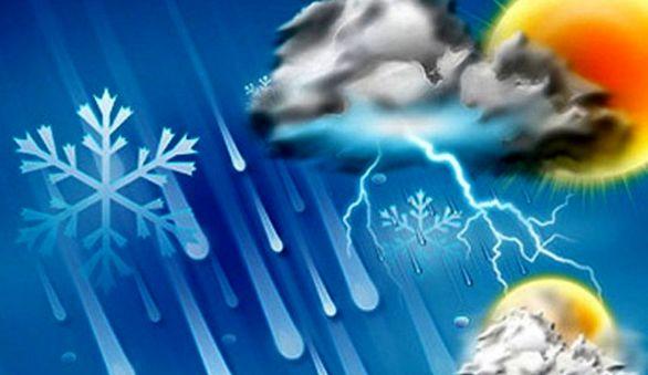پیش بینی آخرین وضعیت آب و هوا کشور پنجشنبه 19 دی + جدول