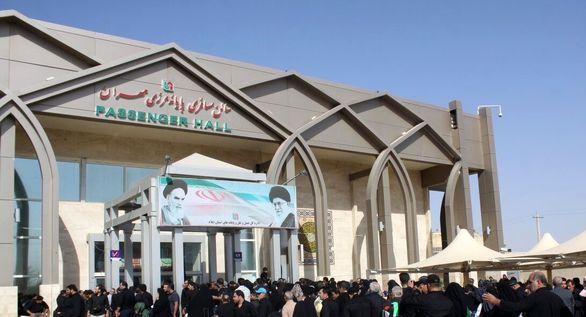 مرز مهران تا ۲۵ اسفند بسته است
