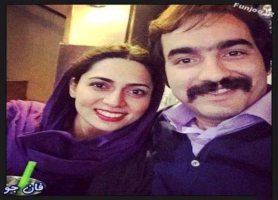 عکس جنجالی و لورفته پگاه آهنگرانی در آغوش بازیگر معروف مرد+بیوگرافی و تصاویر