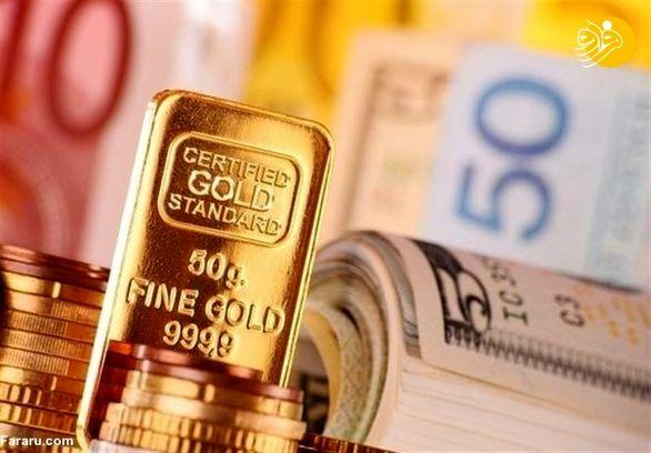 قیمت لحظه ای طلا ، سکه و دلار در بازار   شنبه 19 بهمن