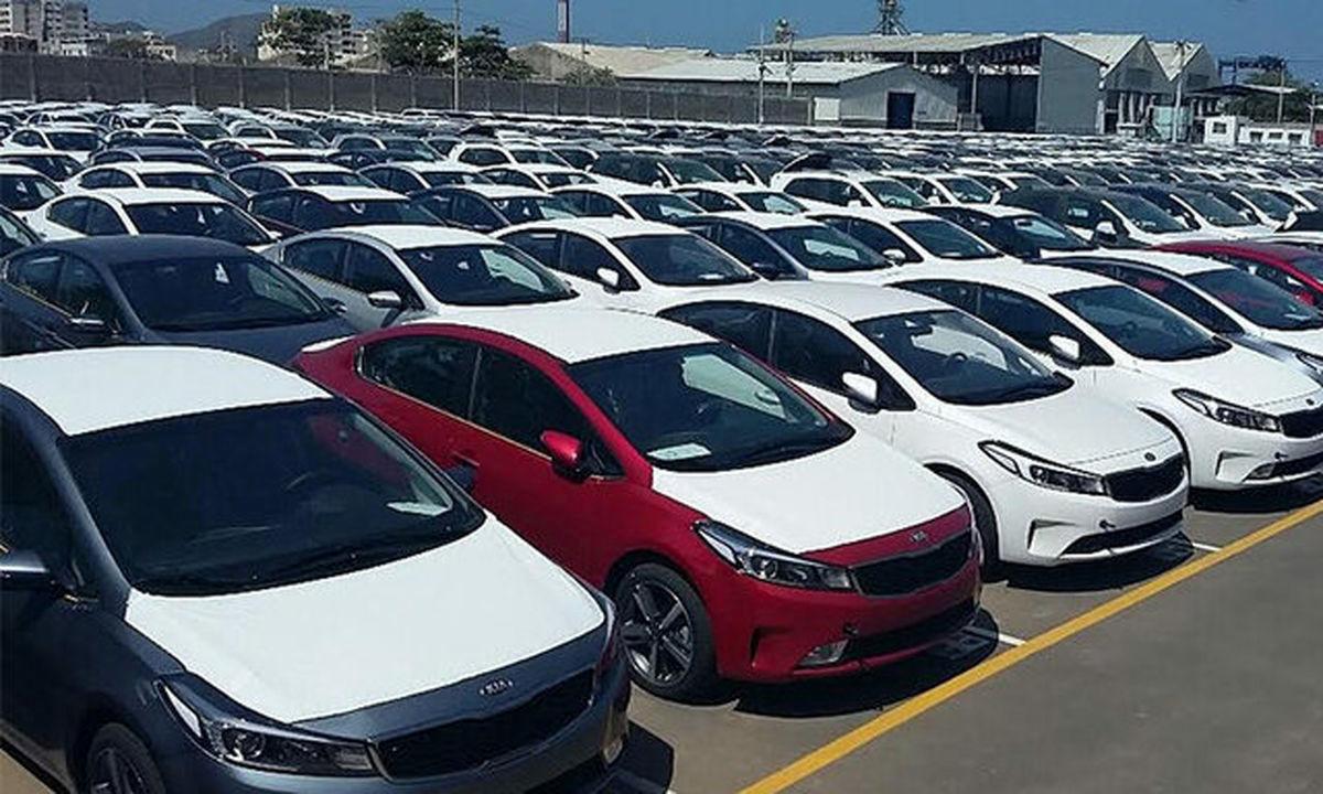 آخرین قیمت خودرو خارجی 21 مرداد + جدول