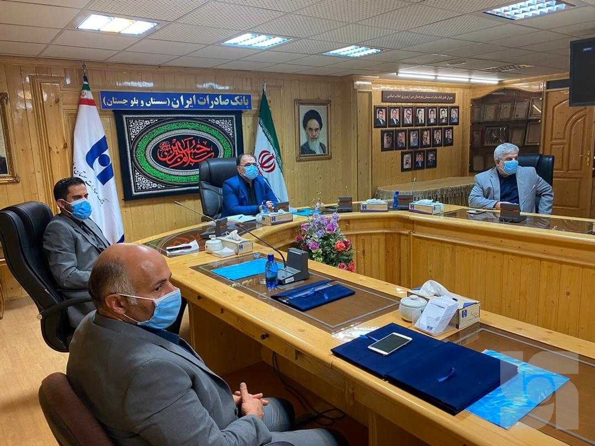 سفر رئیس هیئت مدیره بیمه سرمد به استان سیستان و بلوچستان