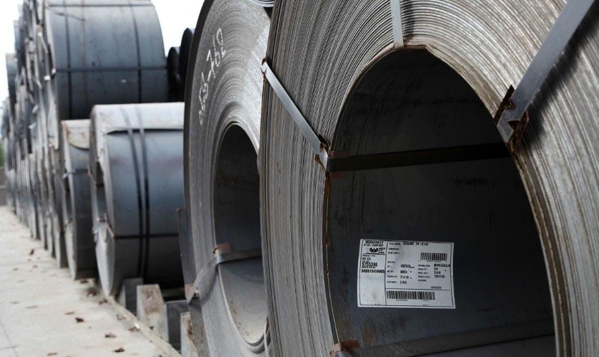 طراحی و تولید ورقهای فولادی گرم به ضخامتهای 12 و 14 میلیمتر، گِرید ASTM A204GR.B