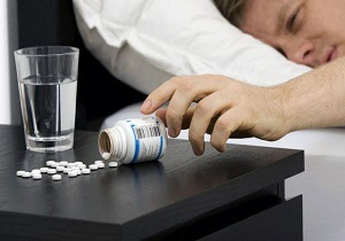 6 عوارض وحشتناک و مرگبار قرص های خواب آور