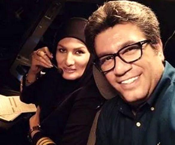 رضا رشیدپور| ماجرای جنجالی طلاق از همسرش+ عکس و علت طلاق