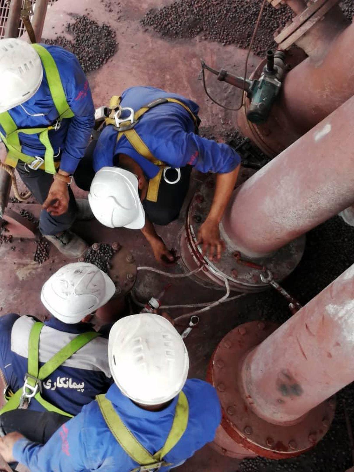 پیش بینی رشد 62 درصدی تولید آهن اسفنجی مجتمع فولاد بافت در سال جهش تولید