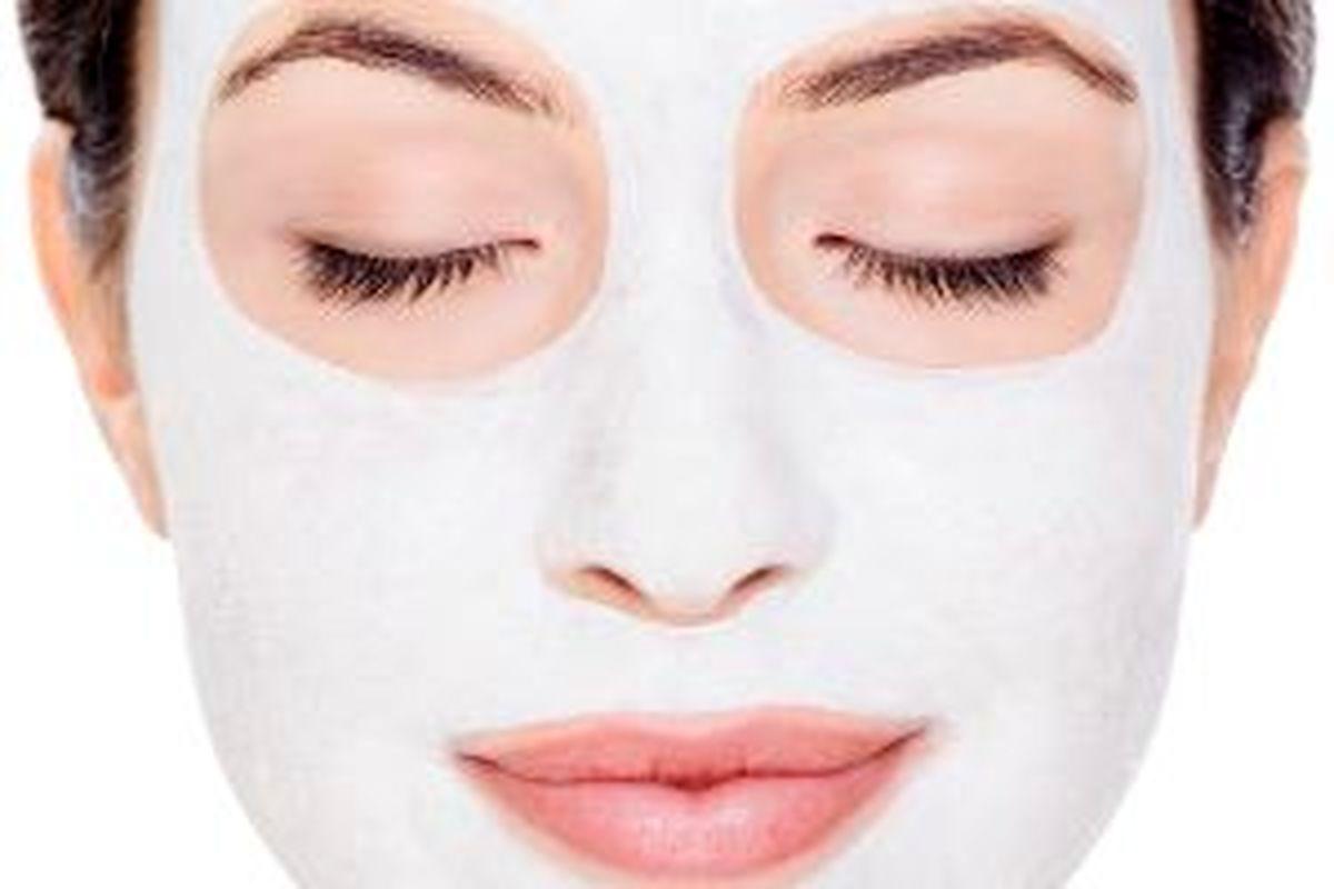 ماسک این میوه استوایی عضلات صورت را تقویت می کند