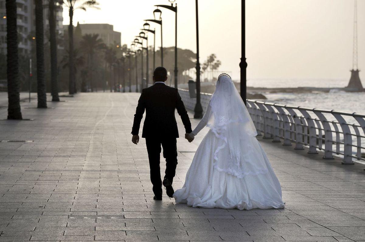 عروس و دامادی که شب عروسی طلاق گرفتند!