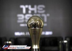 لیست رای مسی و رونالدو در مراسم  THE BEST  لو رفت