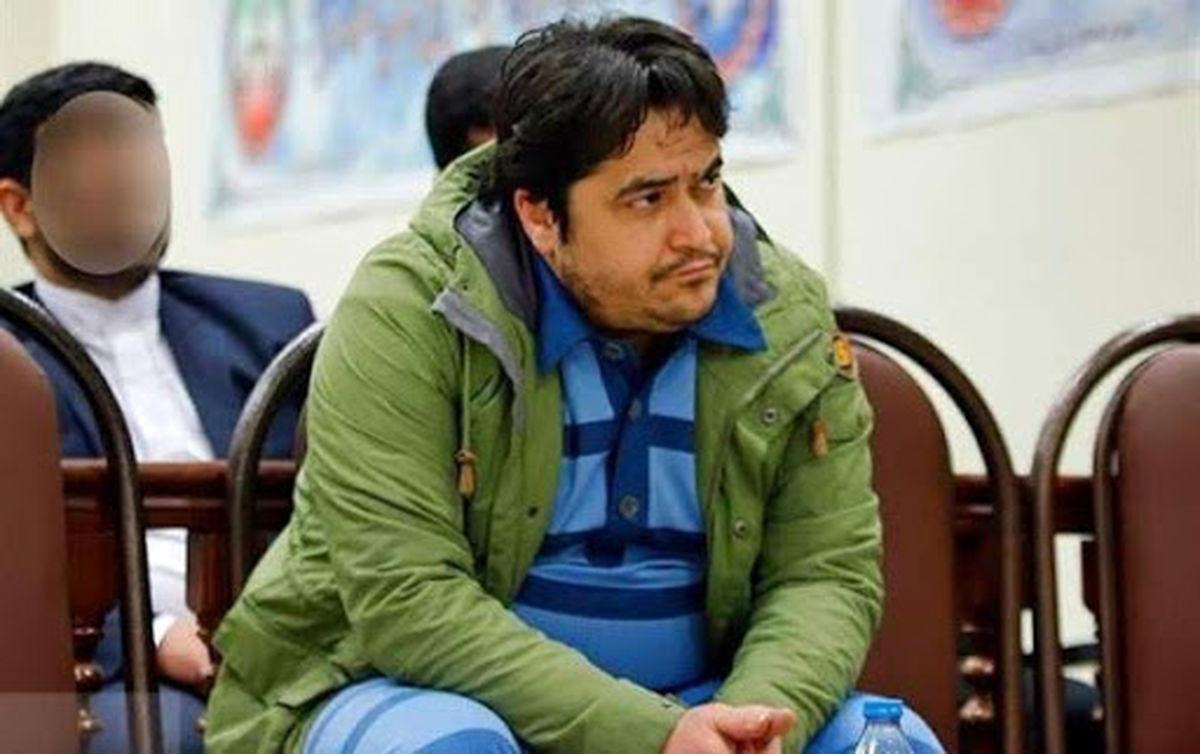 حکم اعدام روح الله زم هنوز تائید و یا رد نشده است