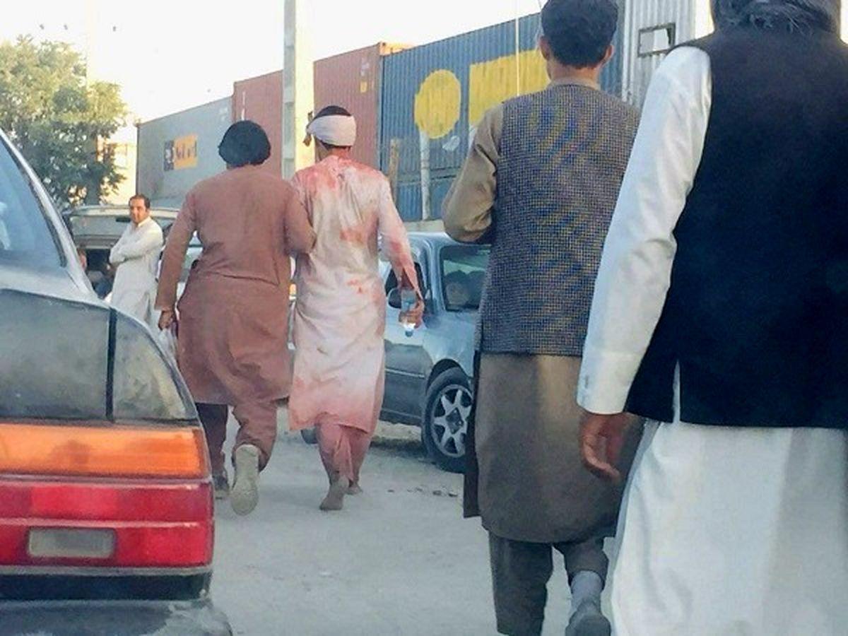 آخرین اخبار از انفجار در کابل + آمار کشته ها و فیلم