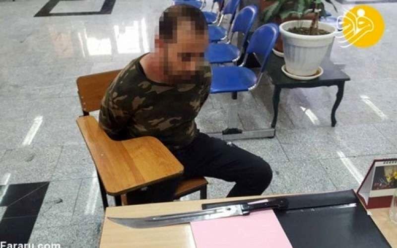 تجاوز جنجالی به پسر نوجوان در بالکن توسط دوست 33 ساله اش