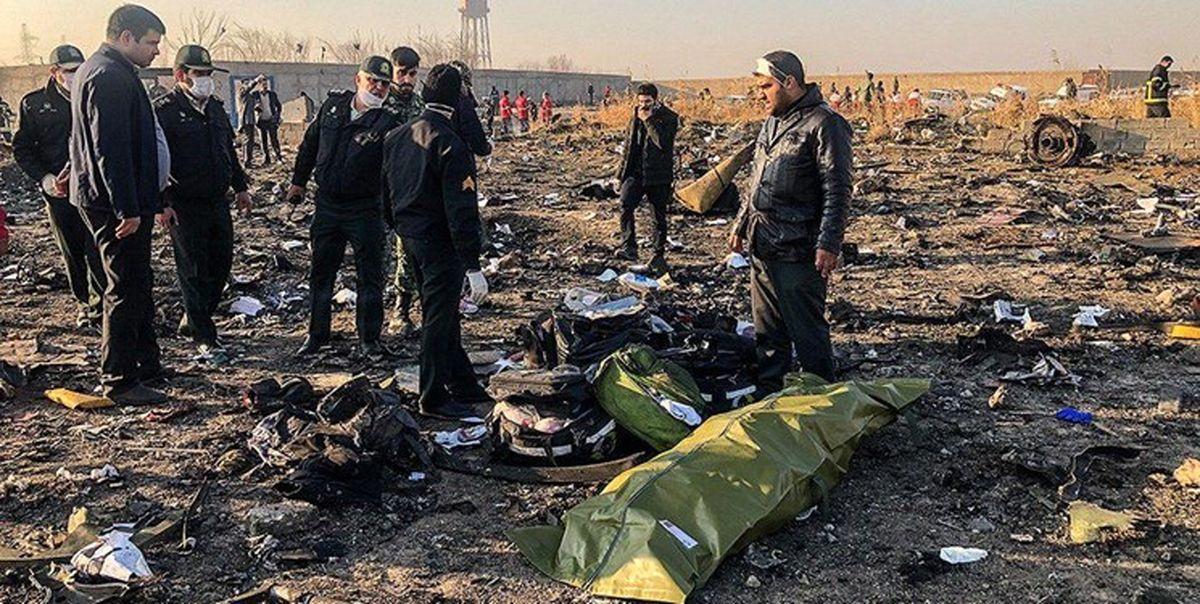 بررسی جعبه سیاه هواپیمای اوکراینی آغاز شد