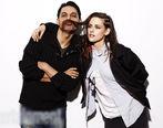 عکسهای جنجالی پیمان معادی در آغوش بازیگر زن هالیوودی+بیوگرافی
