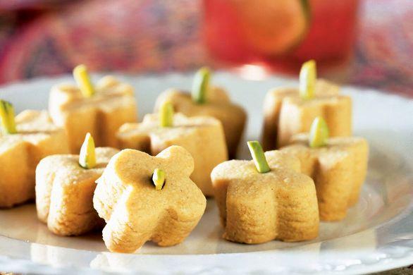 طرز تهیه شیرینی «نخودچی» در خانه؛ برای عید آماده شوید
