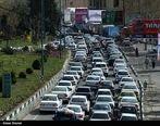 جزئیات وضعیت ترافیکی جاده های منتهی به شمال کشور
