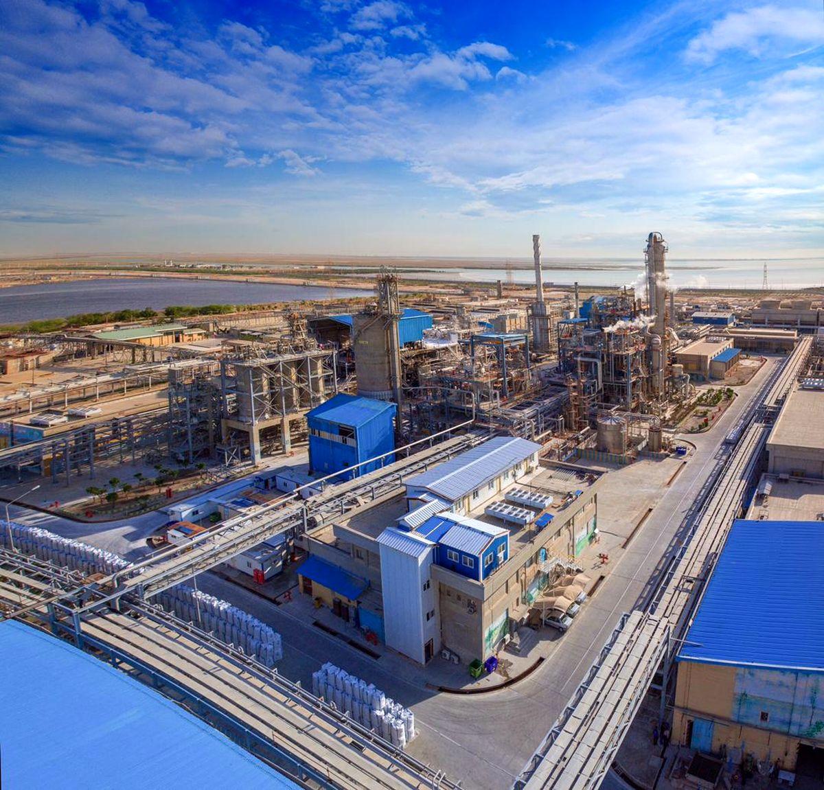 تولید «خرداد» محصولات پلیاتیلن ترفتالات از مرز 106 هزار تن گذشت