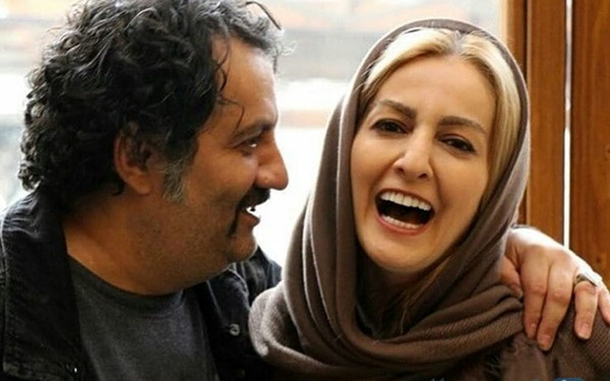 عکس لورفته از شقایق دهقان در کنار همسرسابقش بعد از طلاق + عکس