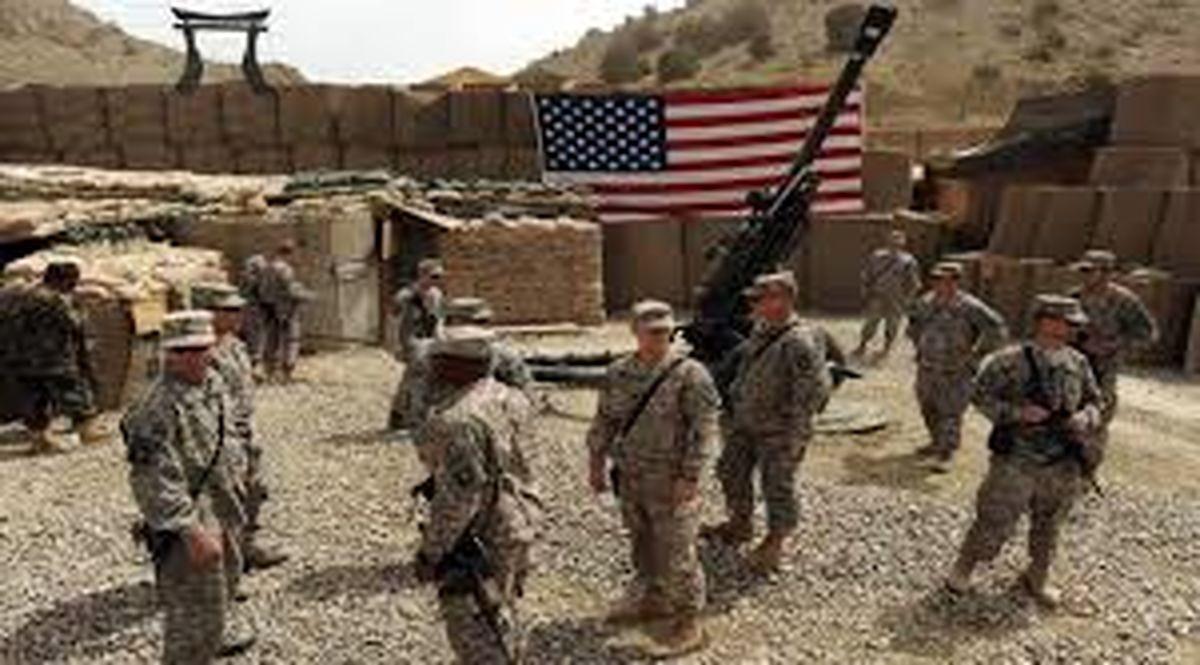 حمله راکتی به پایگاه نظامیان امریکا در عراق