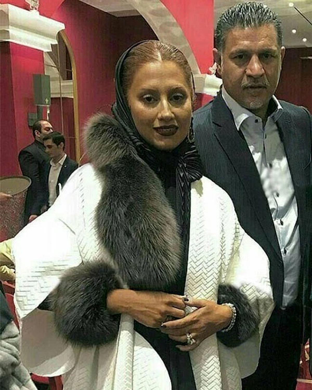 علی دایی چند دختر دارد؟ + عکس دخترش در آمریکا