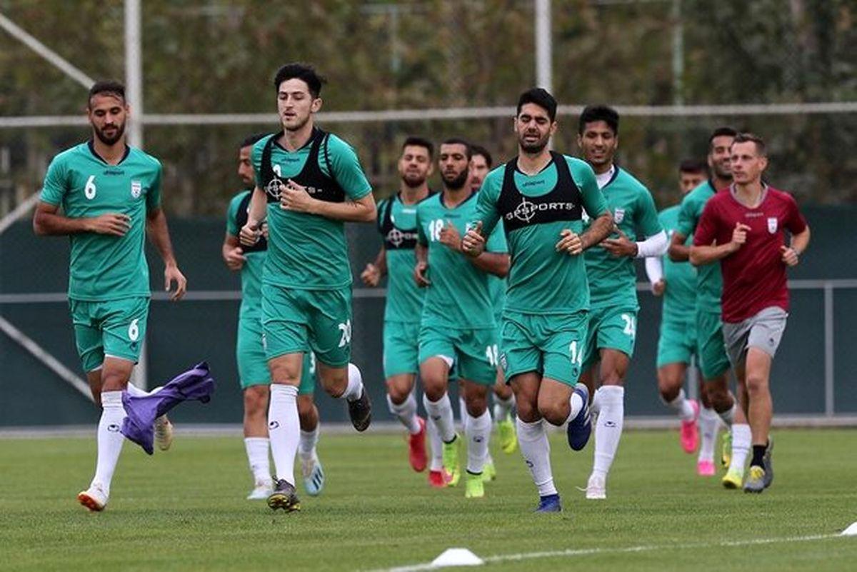 بازی با عراق در کشور سوم به نفع ایران است
