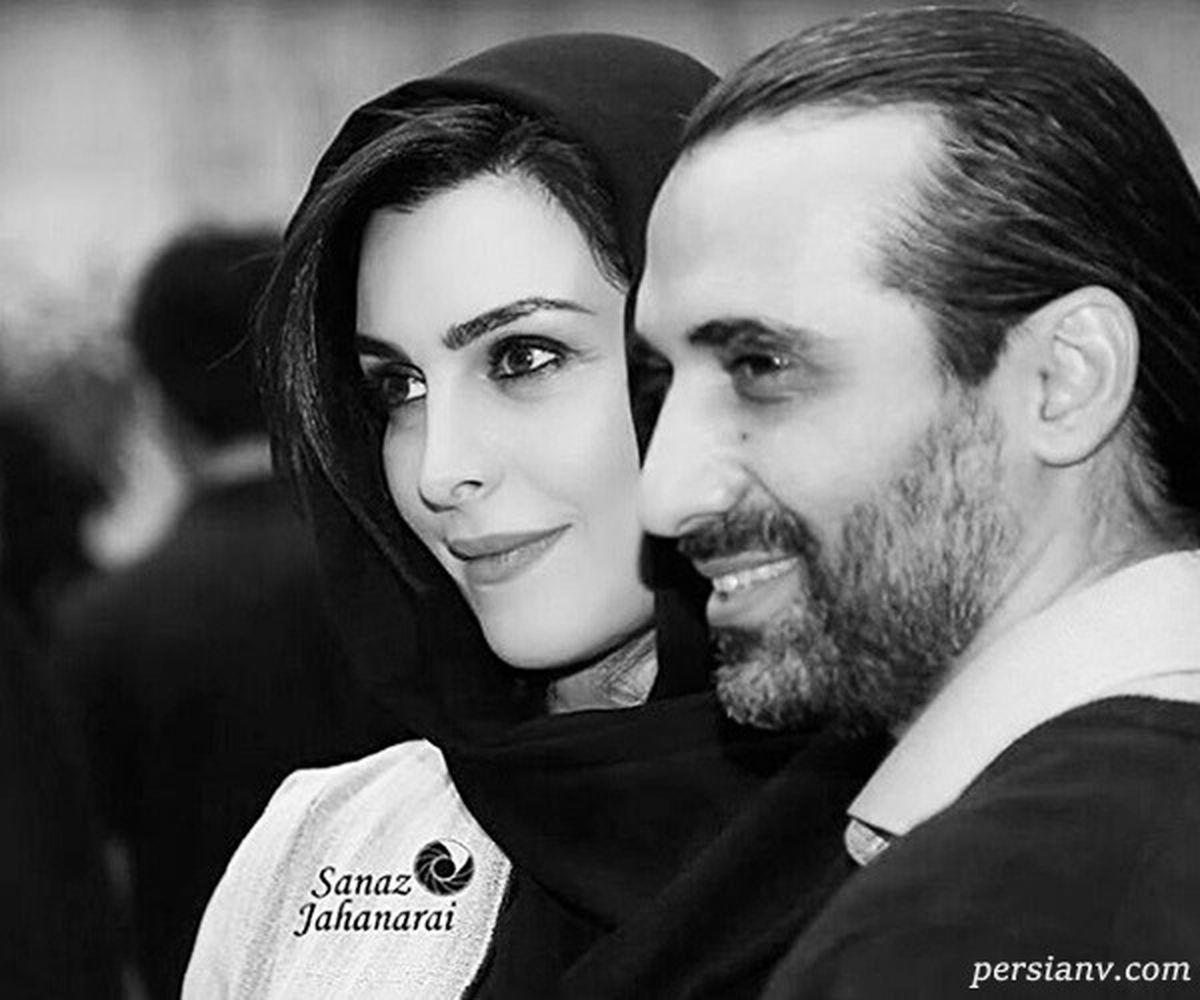 حال و روز ابراهیم اشرفی همسر ماهچهره خلیلی در نبود همسرش + عکس