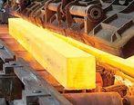 افزایش تولید 7 درصدی فولاد خام و 2 درصدی محصولات فولادی