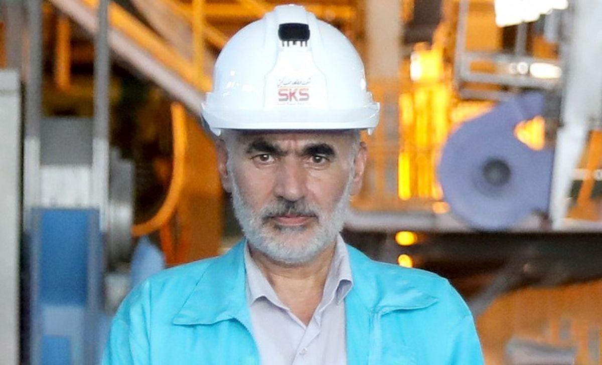مدیرعامل هلدینگ صنایع معدنی کاوه پارس منصوب شد