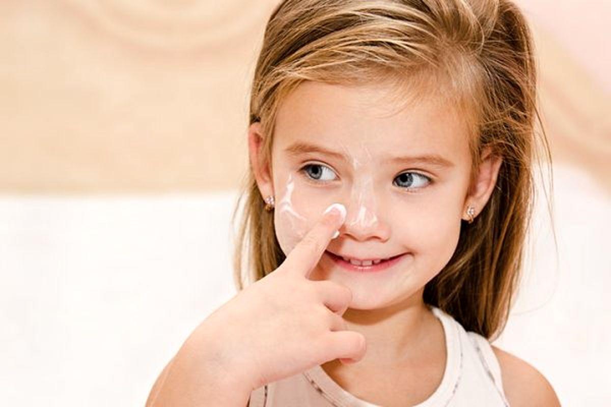 همه چیز درباره مشکلات پوستی کودکان + علائم و درمان
