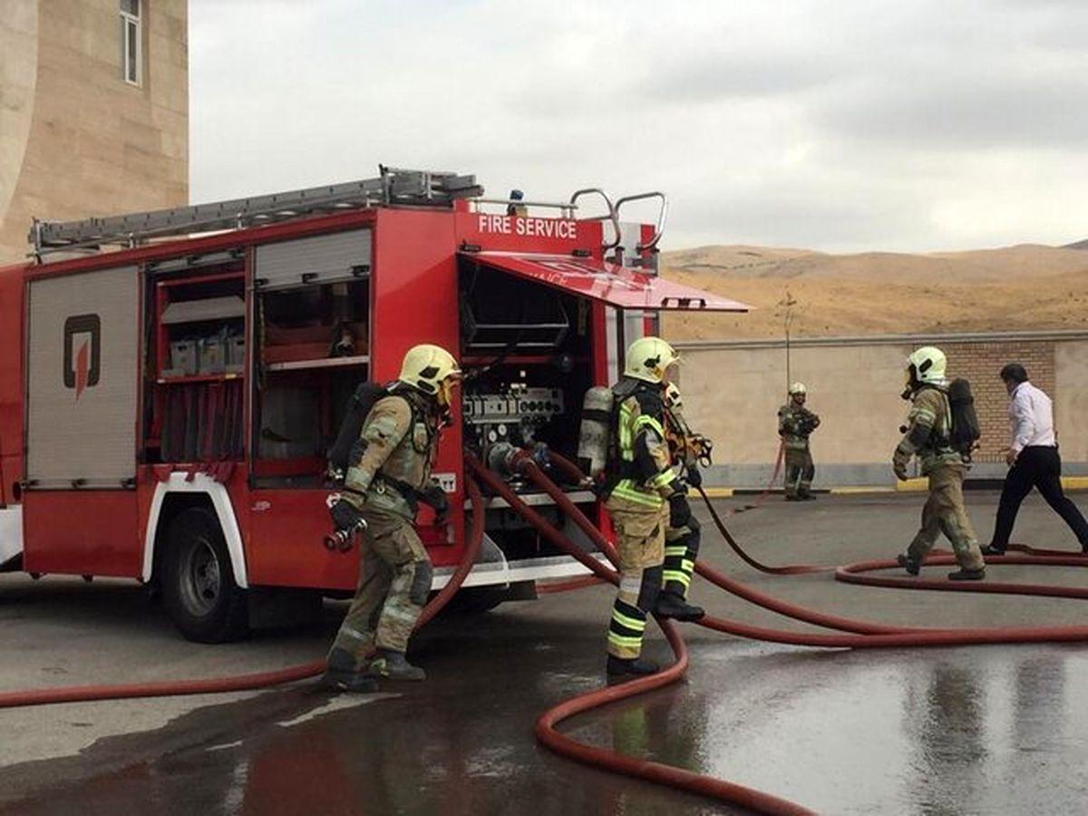 جزئیات برگزاری آزمون استخدامی آتش نشانی